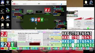 Poker Hammer Equity Calculator: A hand with tomacampi