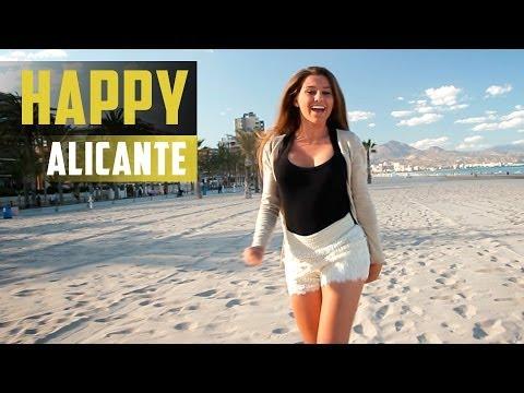 HAPPY: We are from ALICANTE (Pharrell Williams)
