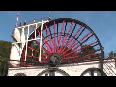 Centenarie vaporiere, tram e ruote idriche: Isle of Man