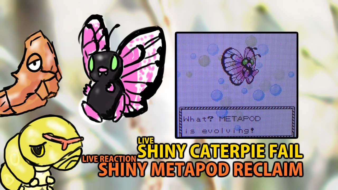 Metapod - #011 - Serebii.net Pokédex