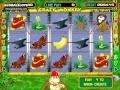 Crazy Monkey videoslot gameplay video GlobalSlots Casino