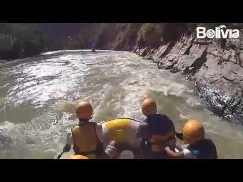 Caranavi - Bolivia Rafting - Coroico