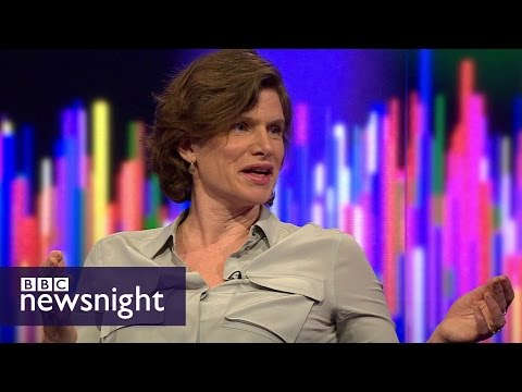 Do budget deficits matter? Why is no-one talking about them? DEBATE - BBC Newsnight