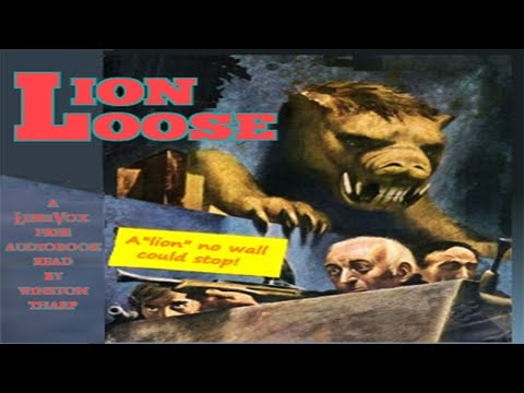 Lion Loose ♦ By James H. Schmitz ♦ Science Fiction ♦ Full Audiobook