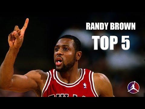 RANDY BROWN BULLS TOP5