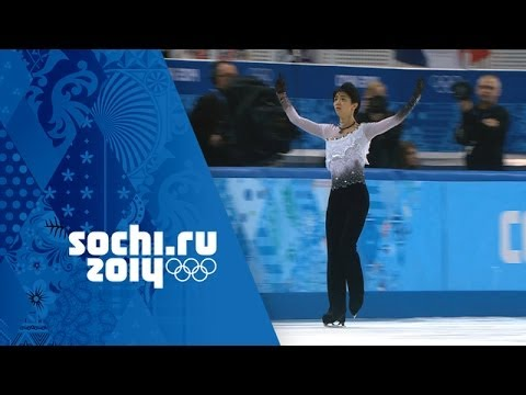 Yuzuru Hanyu\'s Gold Medal Winning Performance - Men\'s Figure Skating | Sochi 2014 Winter Olympics