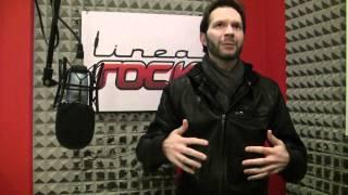PAUL GILBERT (MR BIG / RACER X) 2011 interview@Linea Rock by Barbara Caserta