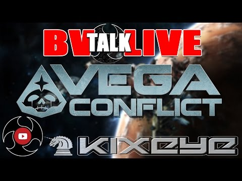 VEGA Conflict Talk Live 3-35: Death Of The Browser, Emergence Event Info