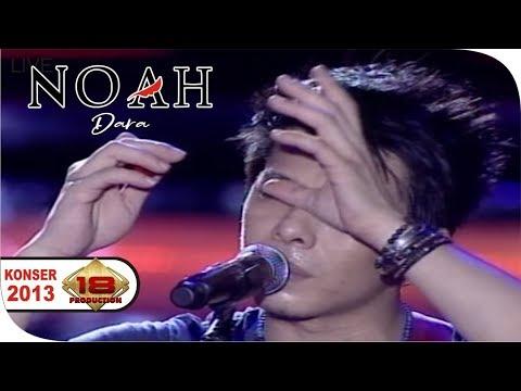 NOAH - DARA - ARIEL MENCERITAKAN KISAHNYA DILAGU INI (LIVE KONSER BEKASI 20 JANUARI 2013)