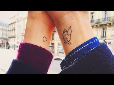 Disney Couple Tattoos That Prove Fairy Tales Are Real