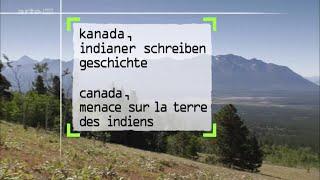 360° GEO REPORTAGE Kanada, Indianer schreiben Geschichte - Arte Doku [HD]