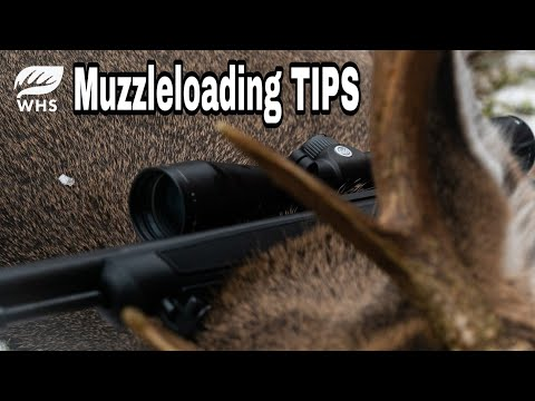 Easy Muzzleloader Deer Hunting Setup Tips