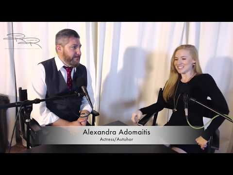 Robert Robbins Show - Dating Turn Ons with guest Alexandra Adomaitis
