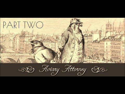 Avairy Attorney - Soft Spoken - Part Two - Pain Au Chocolat