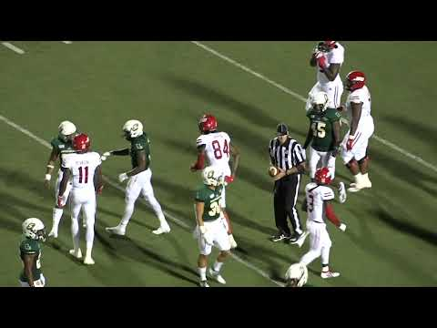 Jacksonville State Football 2019 Vs. Southern Louisiana