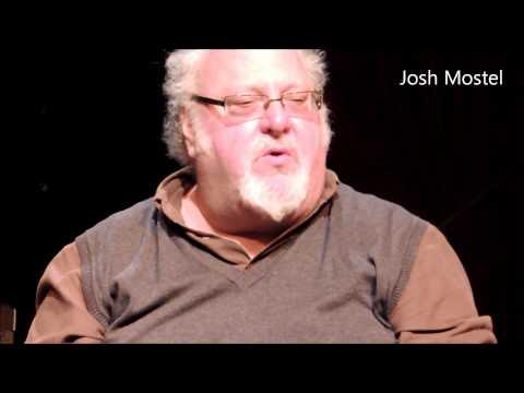 Josh Mostel, Joe Gilford discuss comedian fathers.