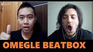 Omegle Beatbox - Kızdan İnstagram Almak, Gülerek Beatbox, Kötü Espriler, Endonezya'lı, Tepkiler