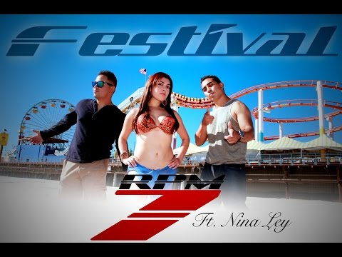 Rpm-7 Ft Nina Ley- Festival