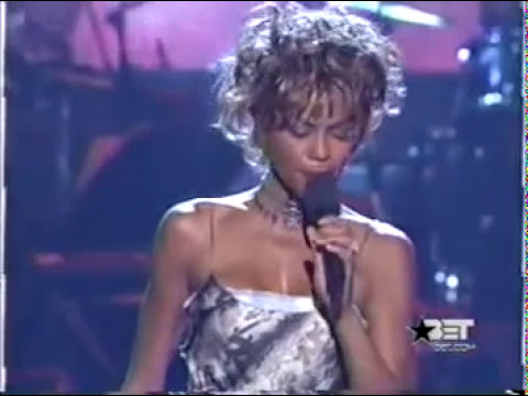 Whitney Houston bodyguard medley live 2001
