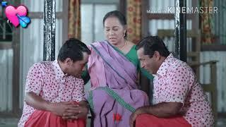 Santona De (সান্তনা দে) | Bangla Natok | Moshorraf Karim | funny clip
