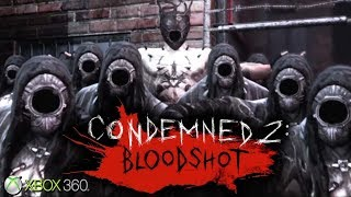 Condemned 2 Bloodshot - Xbox 360 / Ps3 Gameplay (2008)