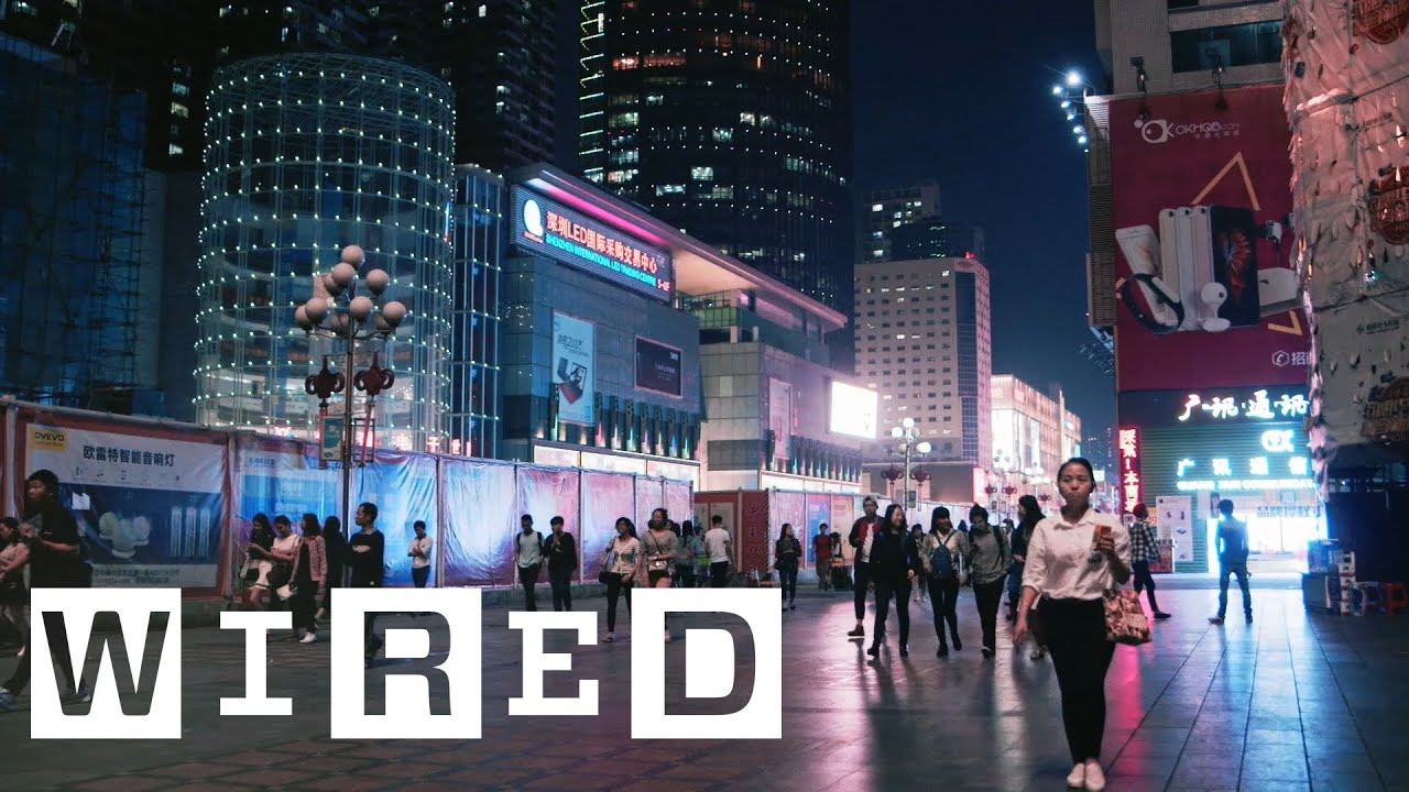 Shenzhen A & H Design Home Limited Part - 15: Shenzhen: The Silicon Valley Of Hardware - Trailer | Future Cities | WIRED  - YouTube