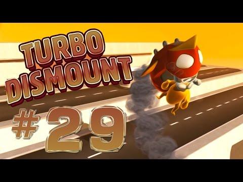 TURKEY DISMOUNT   Turbo Dismount - Part 29