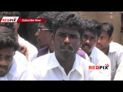 Cry for Justice --Chennai Law college students -- Red Pix