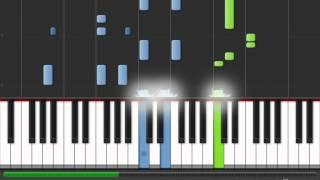 Hannah Montana - Wherever I Go (piano tutorial with sheet music).mp4