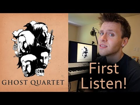 First Listen to GHOST QUARTET by Dave Malloy