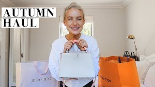 NEW AUTUMN FASHION HAUL AND TRY ON AT HOME | Inthefrow