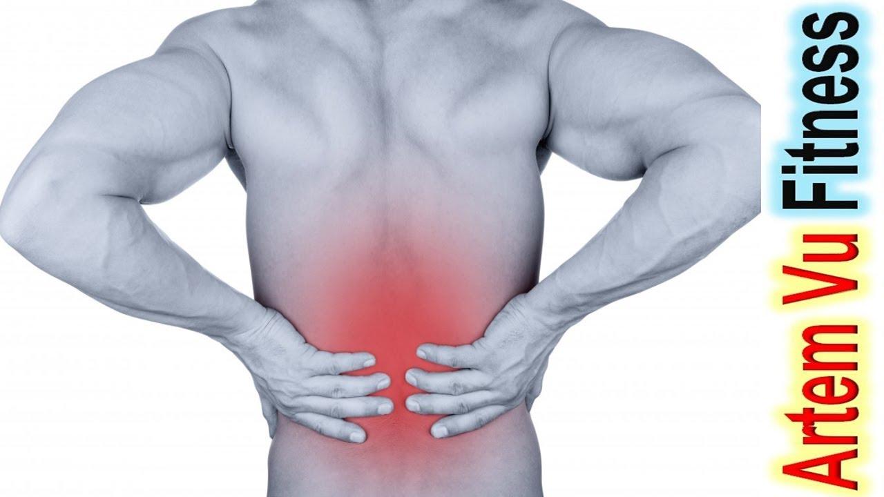 То Что Поможет Убрать Боль и Напряжение в Спине. Растяжка спины