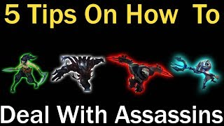 5 TIPS ON HOW TO DEAL WITH ASSASSINS ! League of Legends Guide 2018
