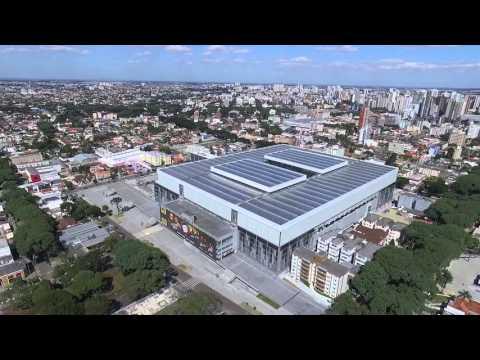 Arena da Baixada - Drone aerial images
