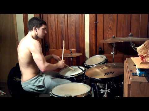 Del Amitri - Roll to Me (Drum Cover)