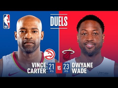 Dwyane Wade & Vince Carter SHINE In Their Last Match-Up | March 4, 2019