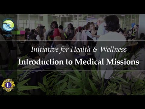 Learn how to do a successful clinic on your Medical Missions