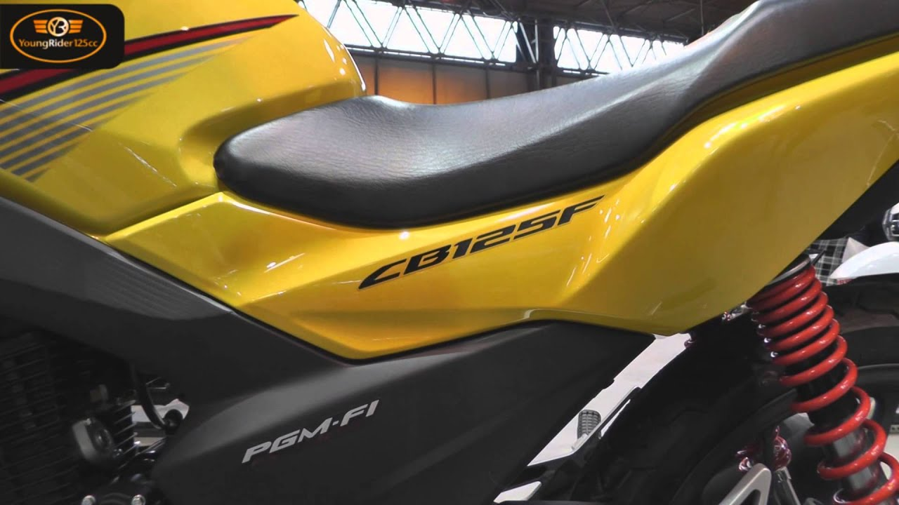 new honda cb125f a bike for the world youtube. Black Bedroom Furniture Sets. Home Design Ideas