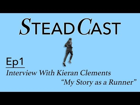 Steadcast Ep1 - Interview with Kieran Clements