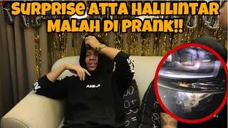 Surprise Atta Halilintar !! Prank BTS || Marisha Chacha