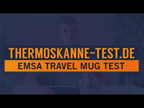 emsa thermobecher test testbericht zum emsa travel mug. Black Bedroom Furniture Sets. Home Design Ideas