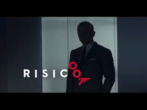 Bond 25: RISICO - Trailer #2 [HD-1080p] [Fan Made]