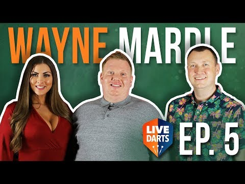 Live Darts TV Episode Five - Wayne Mardle, Paul Nicholson and Daniella Allfree