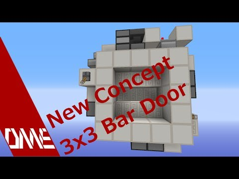 The 3x3 Bar Door - New Concept - With Fennoman and Zombachu