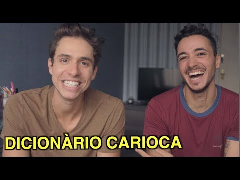 Download GÍRIAS CARIOCAS - COMO FALAR CARIOQUES