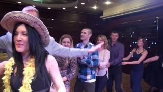"""Дуэт ведущих свадьбы г. Коломна ресторан """"Отель"""""""