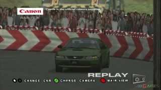 Sega GT 2002 - Gameplay Xbox HD 720P