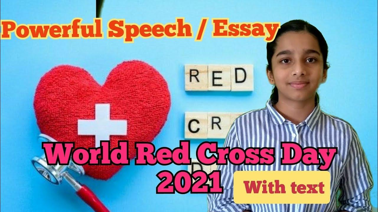 Essay on world red cross day designer professional resume