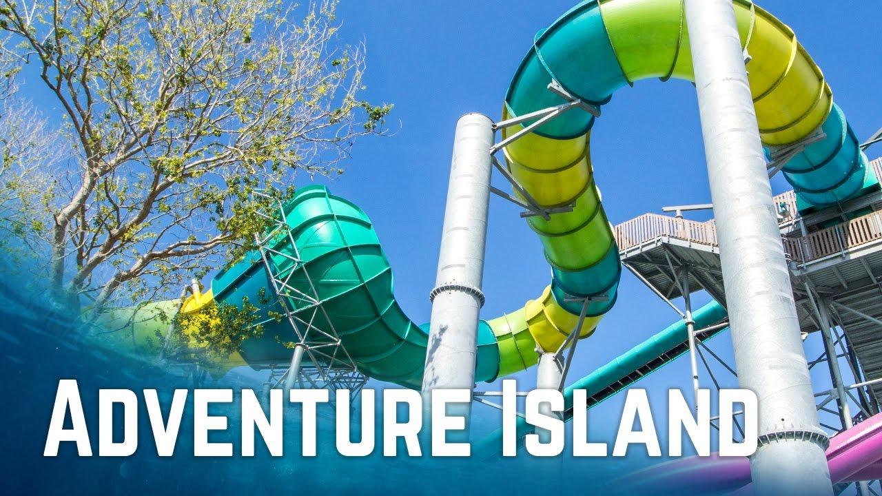All water slides at adventure island tampa florida pov - Busch gardens and adventure island ...
