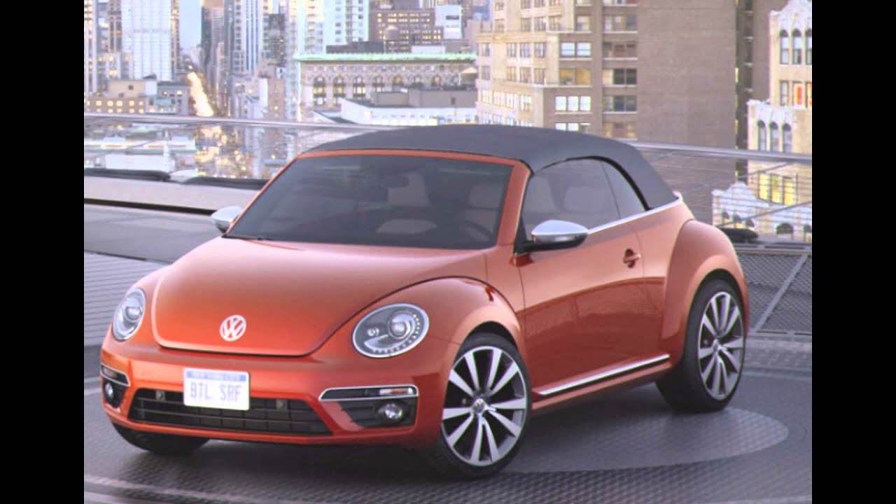 2016 Volkswagen Beetle Habanero Orange Metallic Youtube